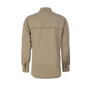 Trappers Double Pocket Vented Long Sleeve Shirt