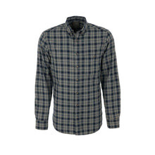 Load image into Gallery viewer, Trappers Long Sleeve Herringbone Check Shirt