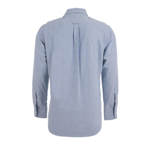 Trappers Oxford Long Sleeve Shirt - Blue