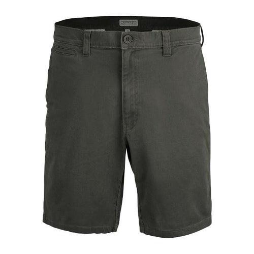 Canvas & Co 24cm Stretch Chino Shorts - Trappers