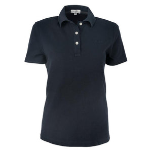 Canvas & Co Cotton Pique Short Sleeve Golfer - Trappers