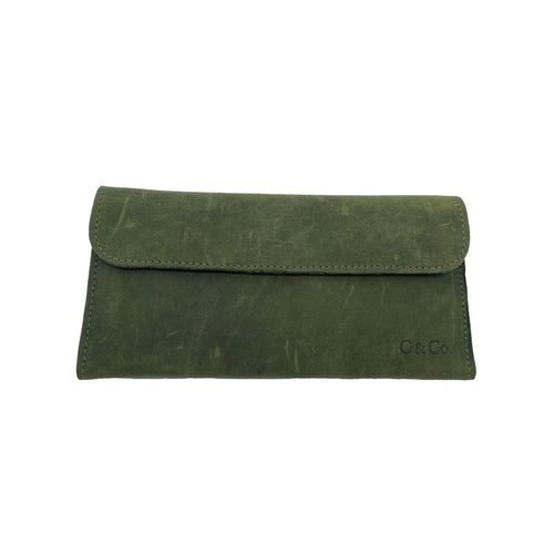 Canvas & Co Ladies Zip Purse - Trappers