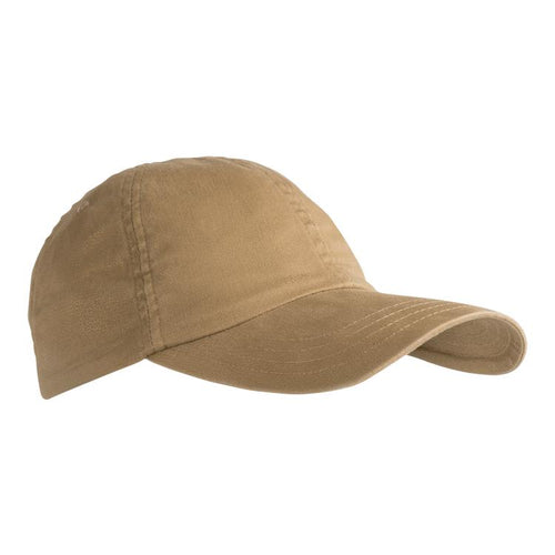 Canvas & Co Stretch Leather Strap Cap - Trappers