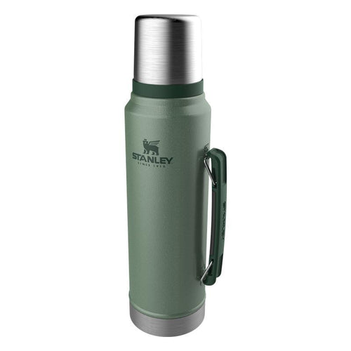 Stanley Classic Vacuum Flask 1lt Green - Trappers