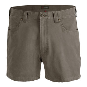 Trappers 11cm Canvas 5 Pocket Short - Trappers