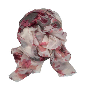 Trappers Ladies Cherry Blossom Scarf - Trappers