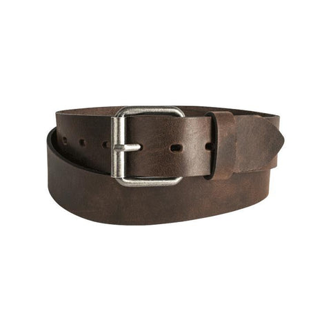 Trappers Roller Buckle Leather Belt - Trappers