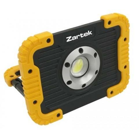 Zartek Worklight 10W Rechargeable 800lumens Magnetic - Trappers
