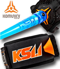 Komunity Project Kelly Slater KS1.1 6' Comp Surfboard Leash