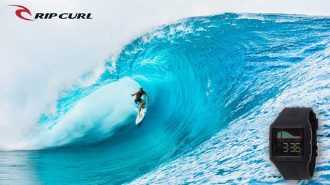 Rip Curl,  Tide watch, Owen Wright, Surf