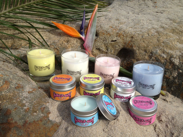 Surf Wax Candles, Ted Shred