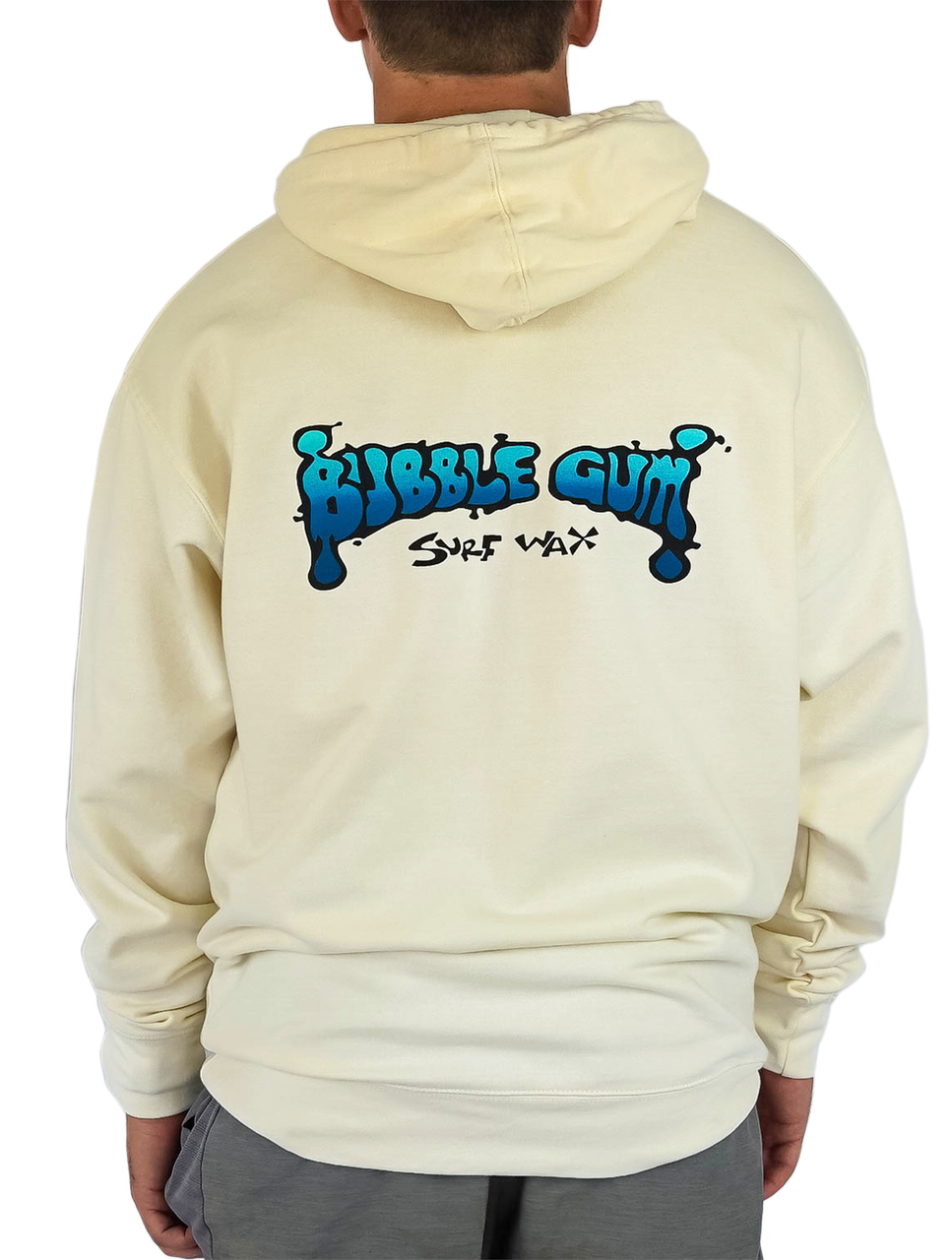 Blue Gradient Sweatshirt