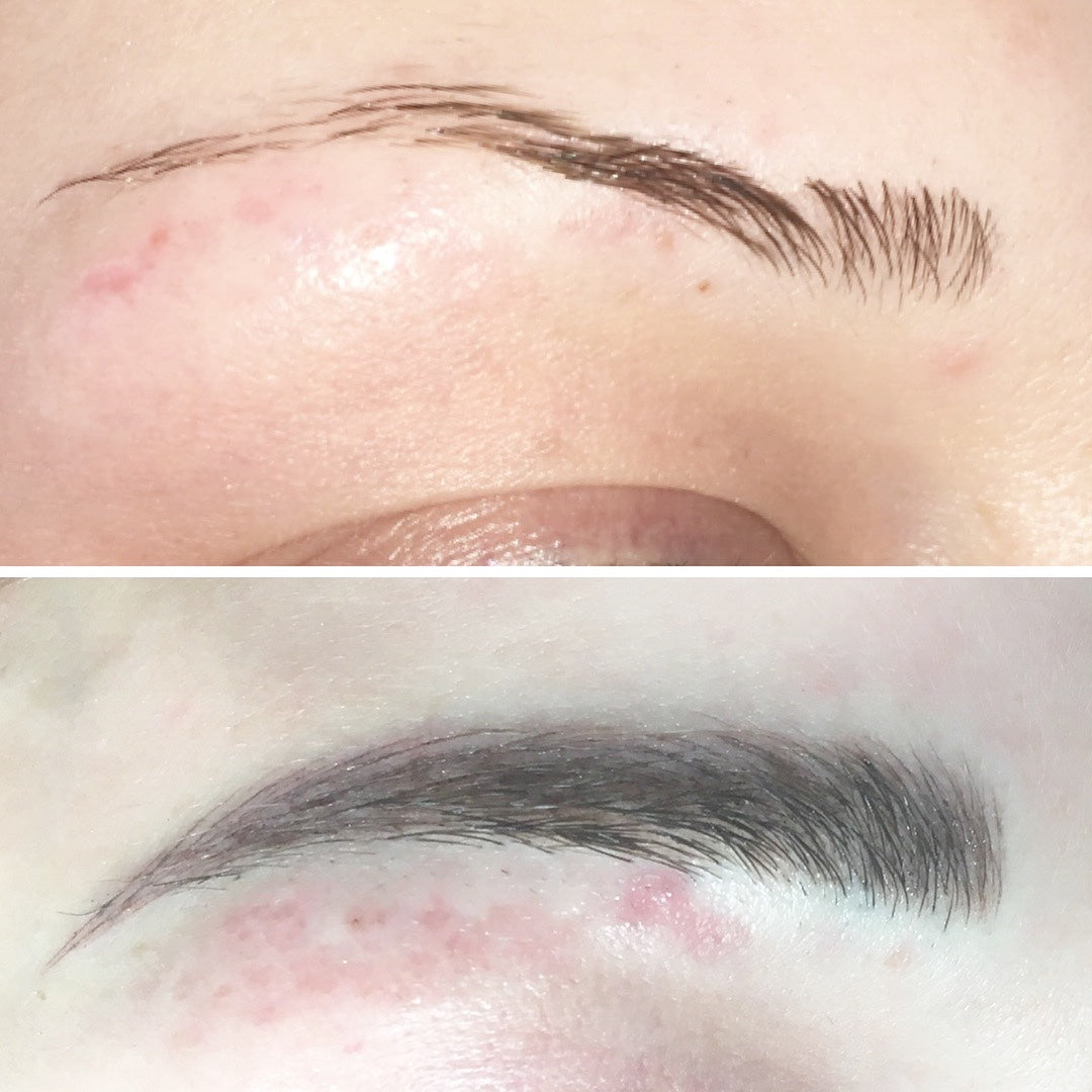 Combination Brows First Session