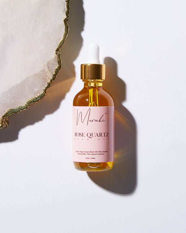 Rose Quartz Multi Purpose Glow Oil