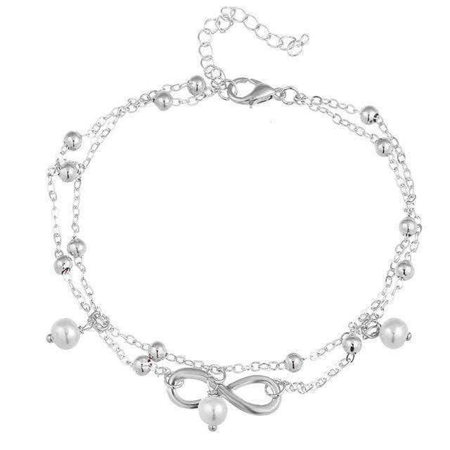Infinite Love Summer/Spring Anklet - Unique women Jewelry! Rings, bracelets, watches & more..