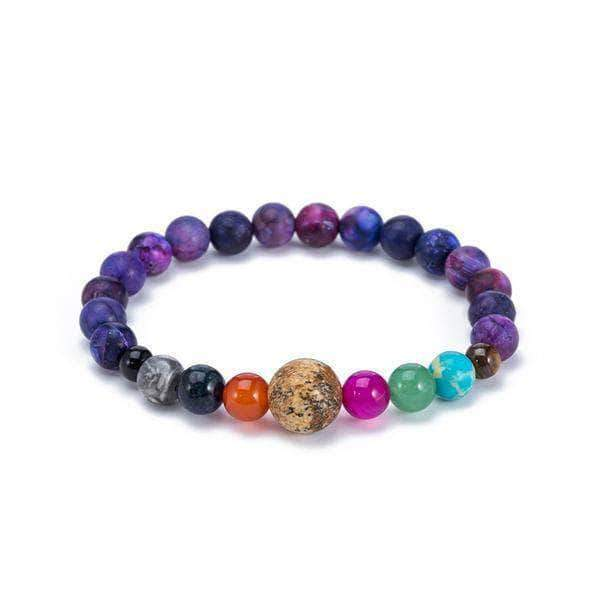 Simple 9 Planets Bracelet - Unique women Jewelry! Rings, bracelets, watches & more..