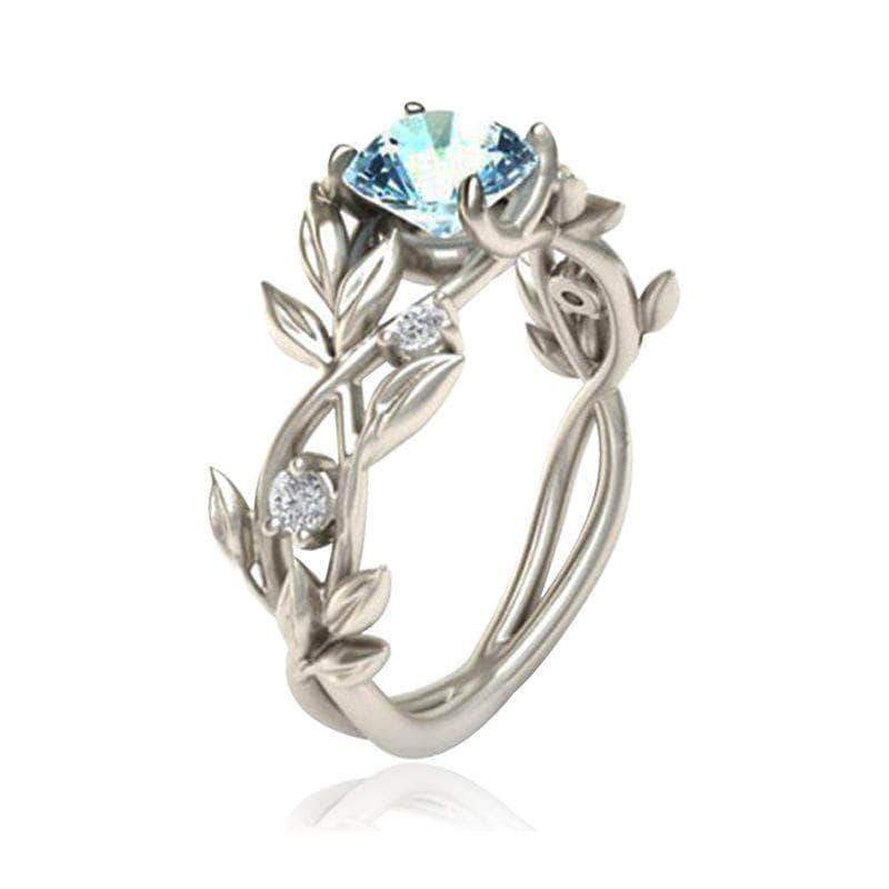 The Vine Leaf Ring - Unique women Jewelry! Rings, bracelets, watches & more..