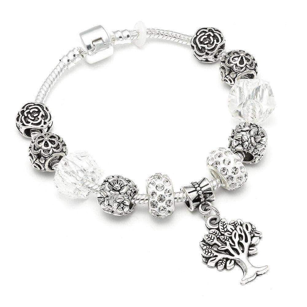 Tree of Life Complete Charm Bracelet - Unique women Jewelry! Rings, bracelets, watches & more..