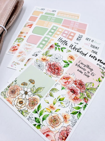 MILLY | PP Weeks/ TN/ mini weekly Planner kit