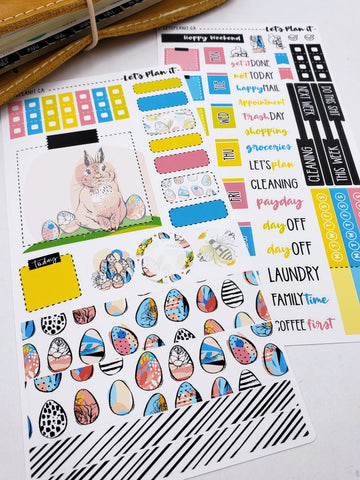 Allie | Weekly kit for the Hobonichi Weeks Planner