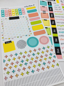 Pip | Weekly kit for the Hobonichi Weeks Planner