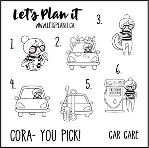 Cora-u-pick- Car Care