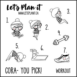 Cora-u-pick- Workout