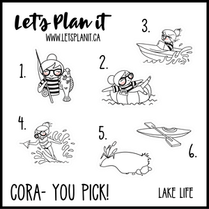 Cora-u-pick- Lake/ Fishing