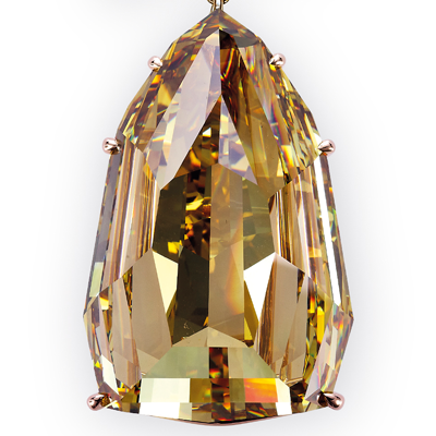 diamant jaune Incomparable