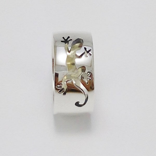 lizard shape ring
