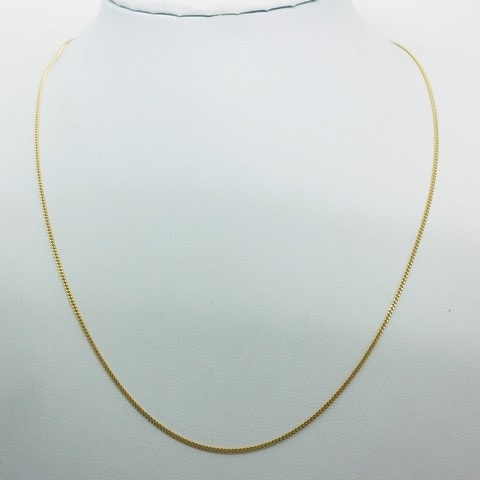 chaine collier femme or