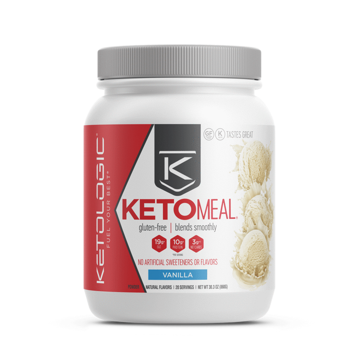 KetoLogic Keto Meal - Meal there drifts