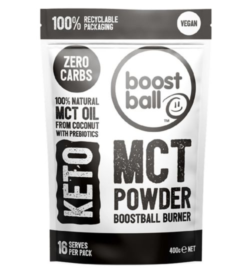 MCT powder boostball