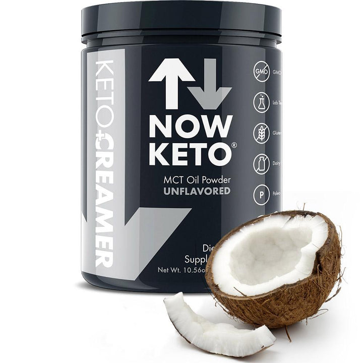 Oil MCT Powder-Keto Coffee