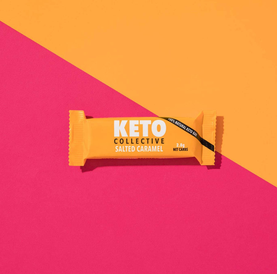 Keto Collective Salted Caramel