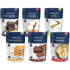 Kit pâtisserie kéto - Keto and Co