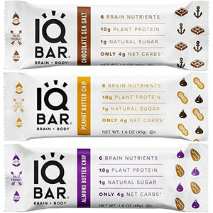 Barres Paleo Chocolate Lovers