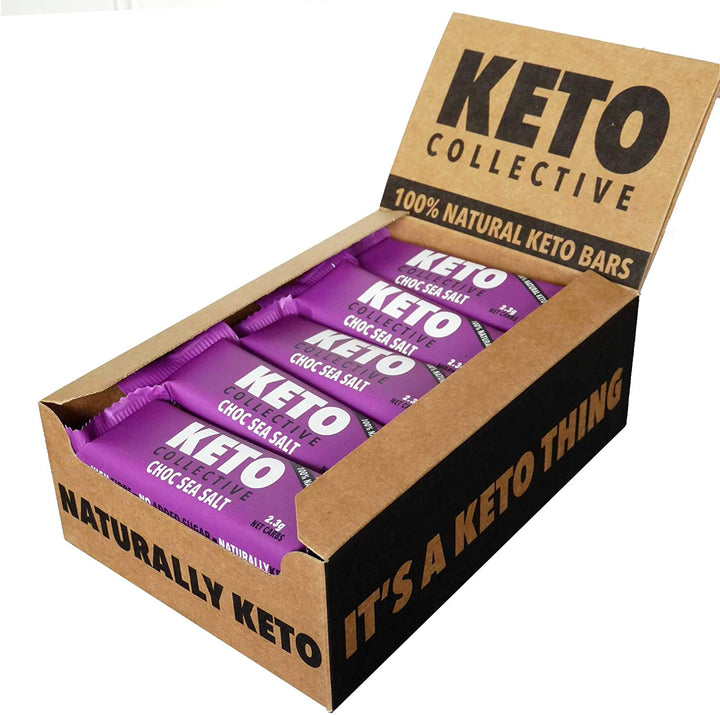 Keto Collective Chocolate Sea Salt