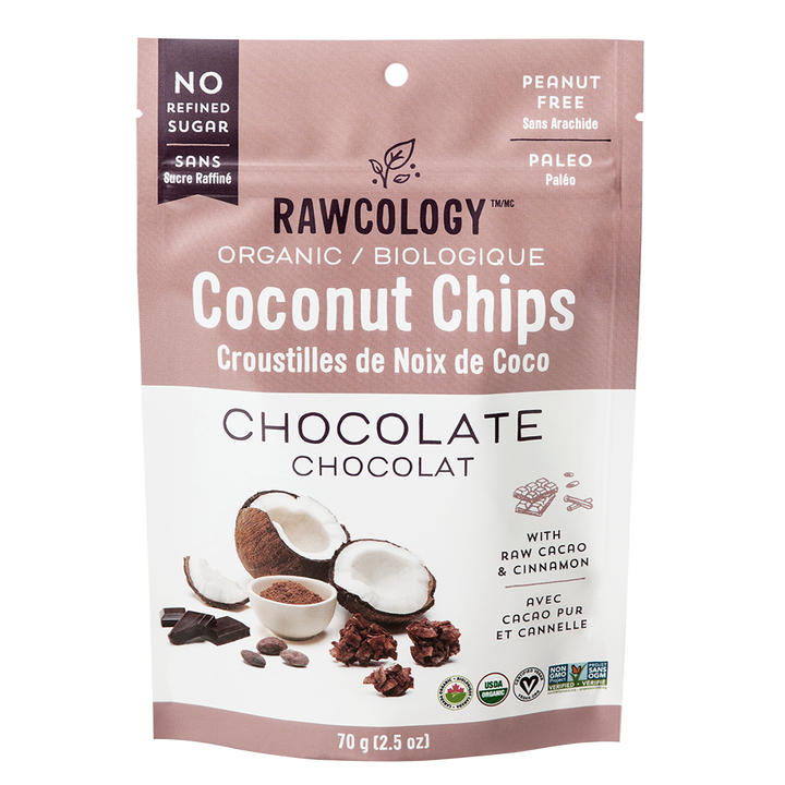 rawcology chocolat chips cacao