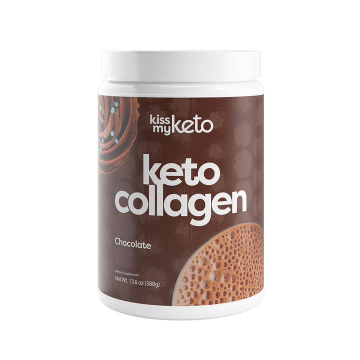Collagène Keto au Chocolat - Kiss My Keto