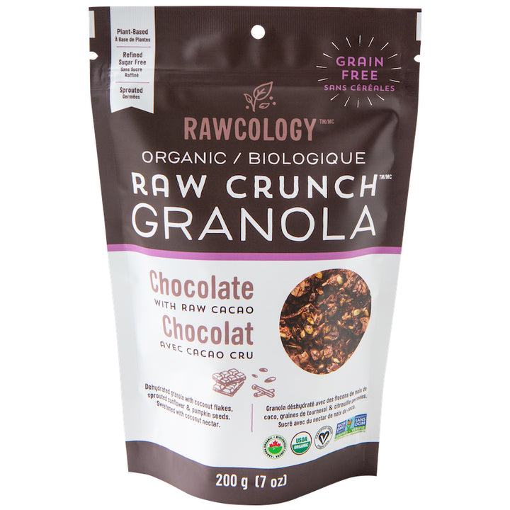 Granola Bio Chocolate and Cocoa