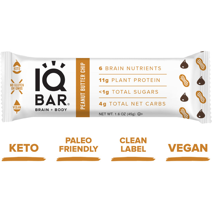 Energy Bar Peanut Butter