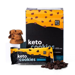 Cookies pépites de chocolat - Perfect Keto