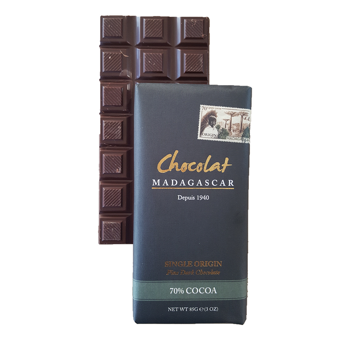 Chocolaterie Robert Tablette chocolat 70%