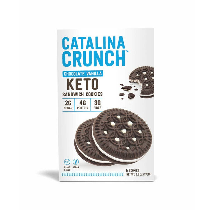Catalina Crunch keto cookie