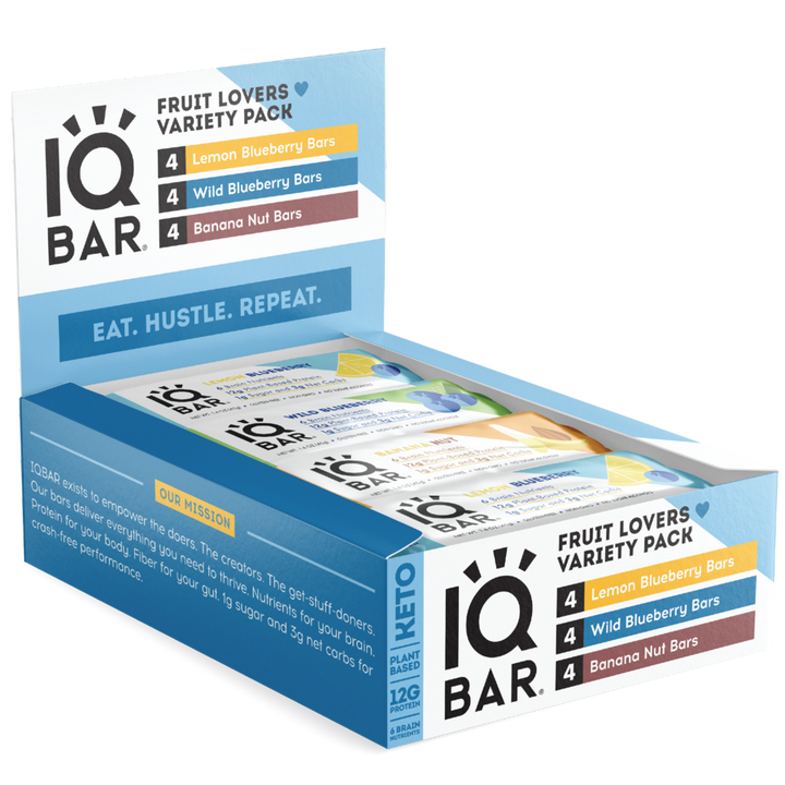 Paleo Fruit Lovers Bars