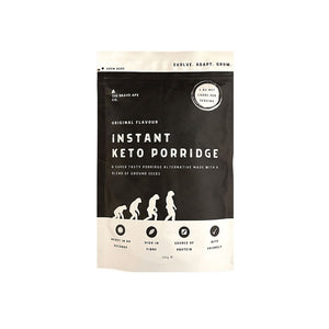 The Brave Ape porridge keto nature