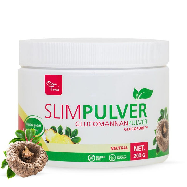 SlimPowder Clean Foods