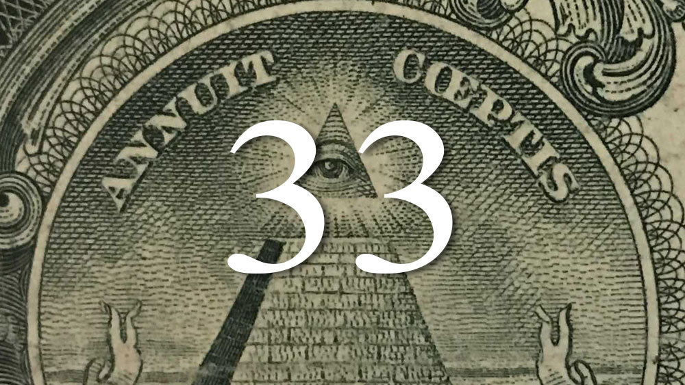Freemasonry and the Number 33