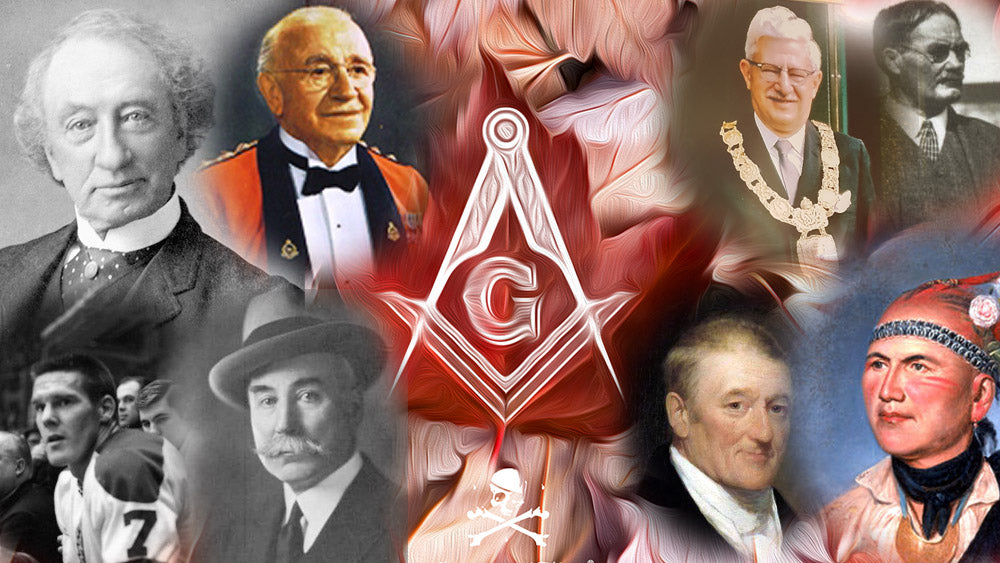 24 Famous Canadians You Didn't Know Were Freemasons part 1 ...
